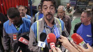 Jean-Marc Ducourtioux, le 18 juillet 2017. (PASCAL LACHENAUD / AFP)
