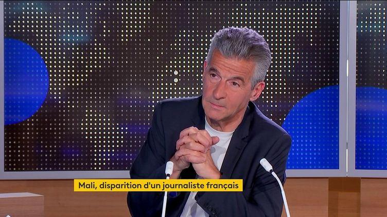 Vincent Hugeux (FRANCEINFO)