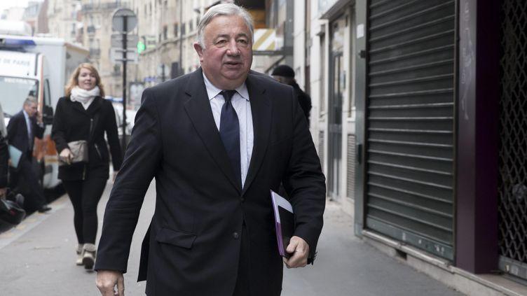 (Gérard Larcher prépare une proposition de loi pour limiter le cumul à deux mandats ©maxppp)