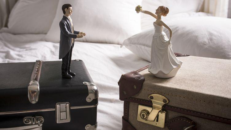 La demande de mariage a été suspendue le temps de l'enquête. (DAVID CLEVELAND / CULTURA CREATIVE / AFP)