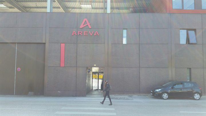 Les positions de Benoît Hamon sur le nucléaire passent mal dans un département où Areva est le premier employeur. (Mathilde Lemaire)
