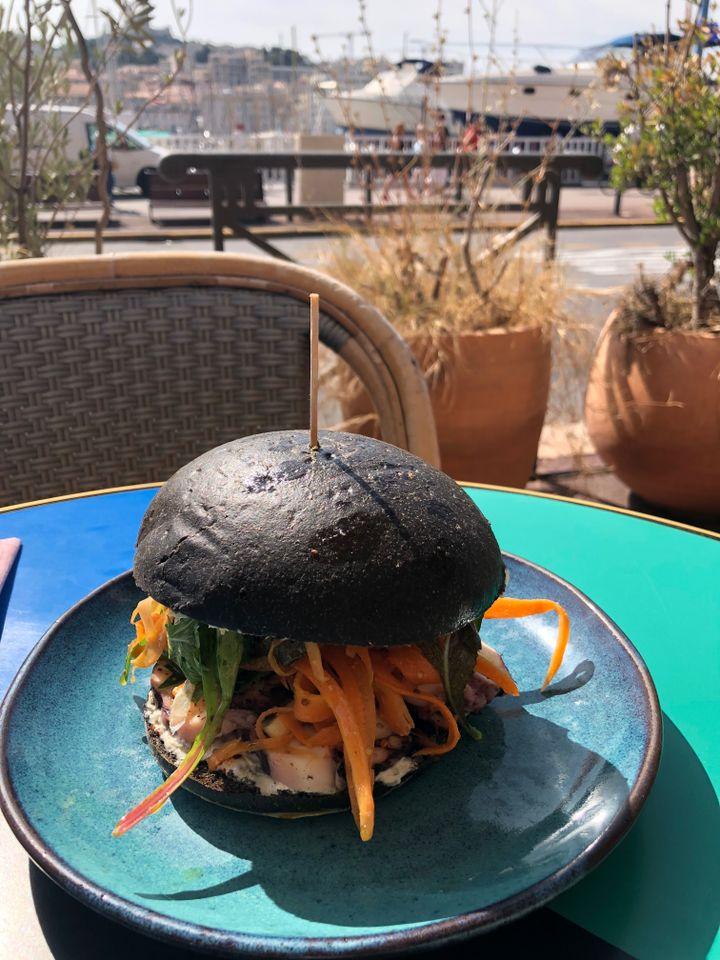 Burger de poulpe (RF/BERNARD THOMASSON)