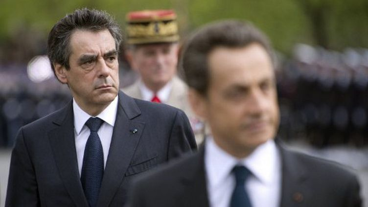 François Fillon est resté cinq ans le Premier ministre de Nicolas Sarkozy. (LIONEL BONAVENTURE / AFP POOL / AFP)