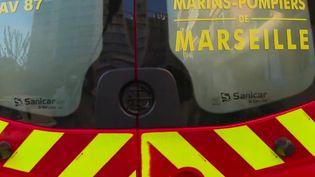 Urgentistes, secouristes...Face à la propagation de l'épidémie, tous ceux dont la mission est de porter secours sont sur le pont.Les marins-pompiers de Marseille sont également concernés. (France 2)