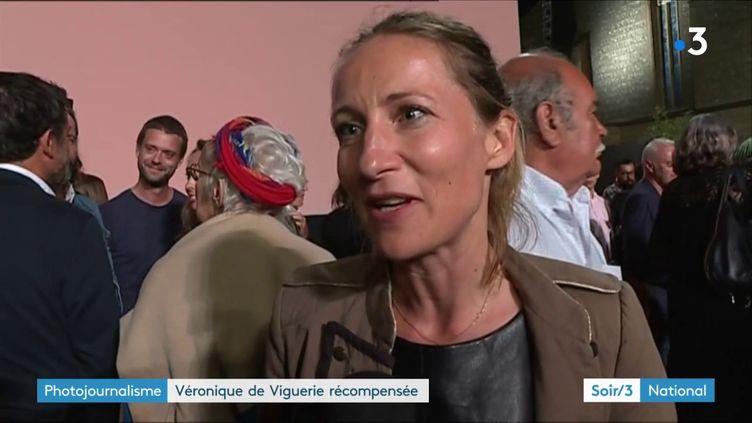 Véronique de Viguerie (France 3)