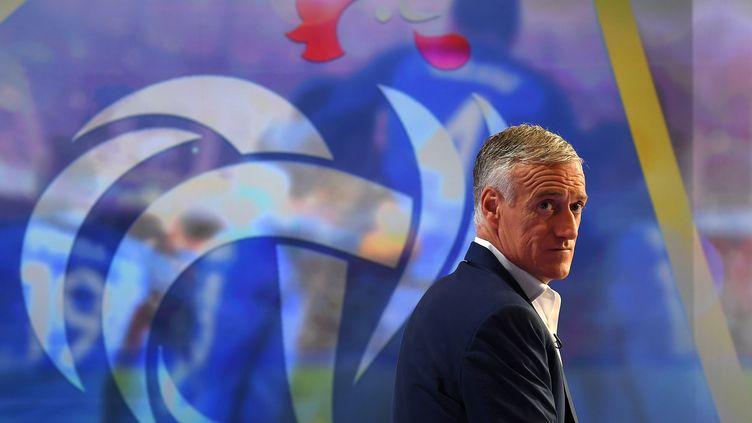 Didier Deschamps. (FRANCK FIFE / AFP)