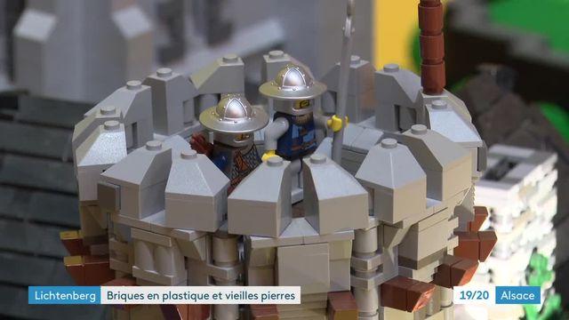 Exposition Lego au château du Lichtenberg