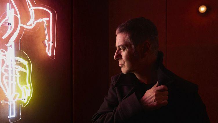 Etienne Daho (2017)  (Philippe de Poulpiquet / t:PHOTOPQR/LE PARISIEN/MAXPPP)