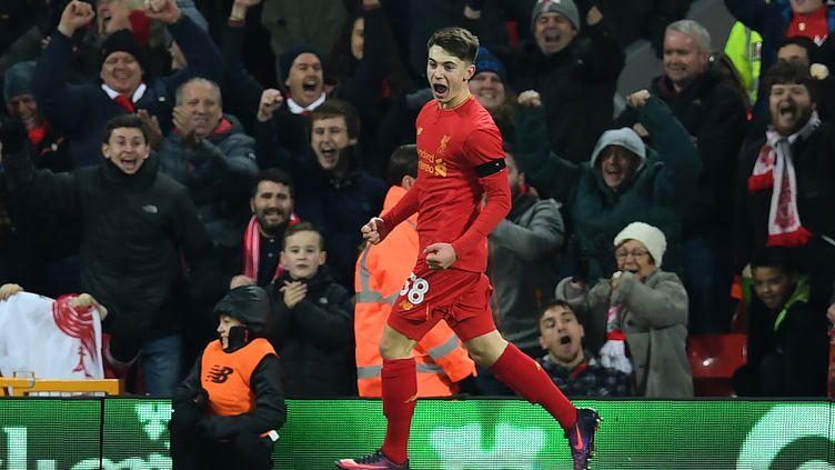 Ben Woodburn, désormais dans la légende de Liverpool