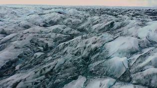 Réchauffement climatique : de la pluie et jusque 20 degrés au Groenland (France 2)
