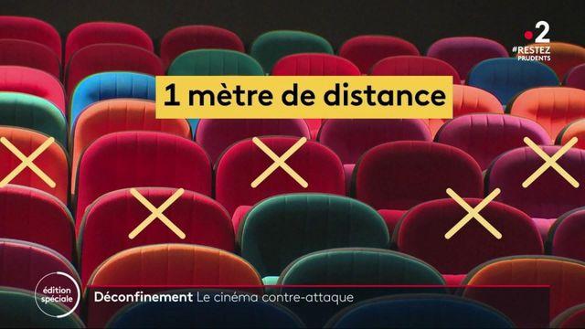 Déconfinement : le cinéma contre-attaque