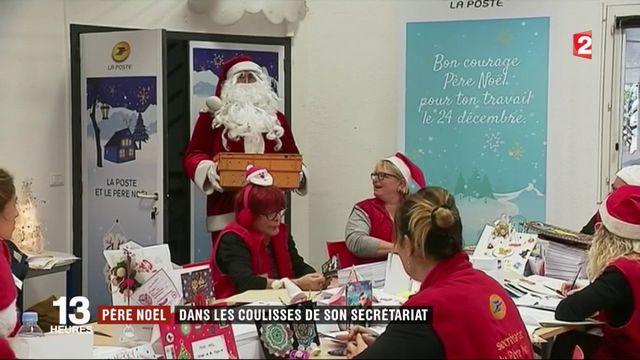 Père Noël : son secrétariat a ouvert avec une semaine d'avance