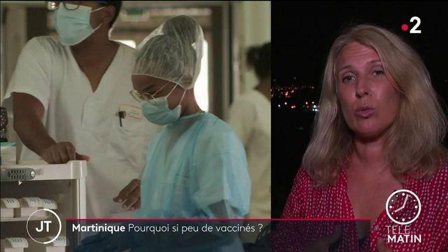 Martinique : comment expliquer la méfiance des habitants envers le vaccin contre le Covid-19 ?