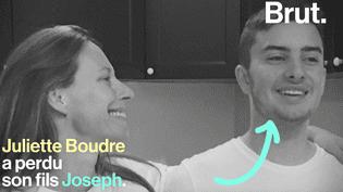 VIDEO - Addiction aux anxiolytiques : le combat de Juliette Boudre après l'overdose de son fils (BRUT)