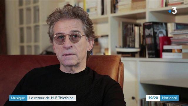 Musique : 50 ans de carrière et un nouvel album pour Hubert-Félix Thiéfaine