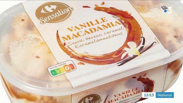 Consommation : rappel de lots de glaces à cause d'une substance cancérigène
