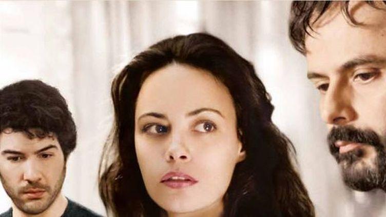 "Bérénice Bejo,Tahar RahimetAli Mosaffa dans ""Le Passé""d'Asghar Farhadi  ( Memento Films)"