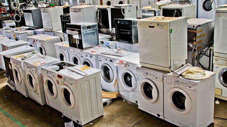 (L'an dernier, à peine 7 kilos et demi de déchets électroniques ont été collectés par habitant © SIPA / GILE MICHEL)