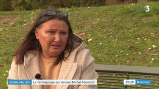 Milica Petrovic a été en prison à Rennes pendant au moins quatre ans avec Monique Olivier, l'ancienne compagne de Michel Fourniret. (FRANCE 3)