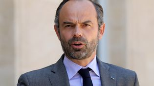 Photo d'illustration. Le premier ministre Edouard Philippe. (LUDOVIC MARIN / AFP)