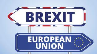 Imaginer l'après-Brexit : une des missions des Européens pour 2017. (CHOKKICX / DIGITAL VISION VECTORS / GETTY IMAGES)