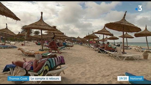 Tourisme : Thomas Cook bientôt en faillite ?
