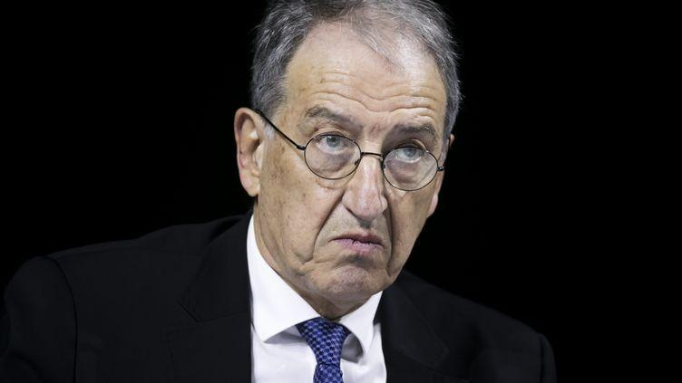 Denis Masseglia,président du Comité national olympique et sportif français (CNOSF), le 21 novembre 2019. (VINCENT ISORE / MAXPPP)