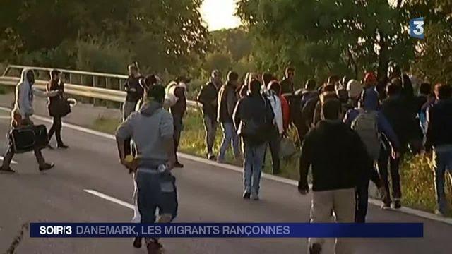Danemark : une loi pour saisir les effets personnels des migrants ?
