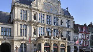 Lethéâtre de Gand (Belgique), le 22 septembre 2010. (MAXPPP)
