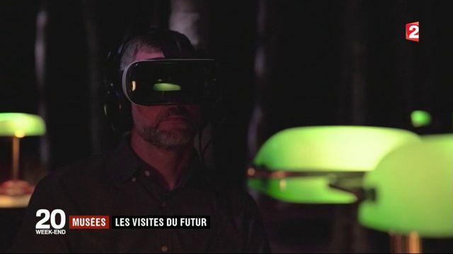 Musées : les visites du futur