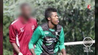 Théo, 22 ans, gravement blessé lors de son interpellation à Aulnay-sous-Bois (France 2)