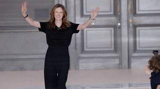 La styliste britannique Clare Waight Keller  (Patrick Kovarik / AFP)