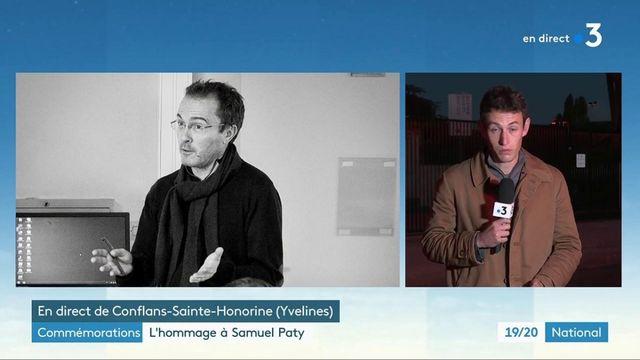 Assassinat de Samuel Paty : le détail des hommages en France