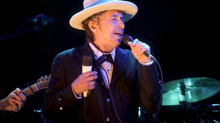 Bob Dylan, 80 ans ce lundi. (DOMENECH CASTELLO / EFE)