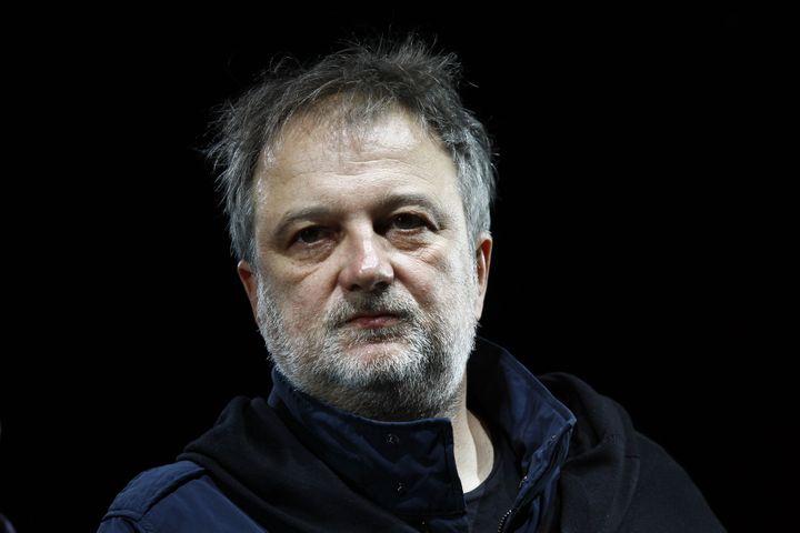 Denis Robert, en mai 2015  (François Loock / Citizenside / AFP)