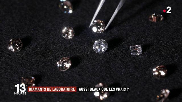 Diamants : les pierres de synthèses arrivent sur le marché