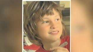 La photo de Dewi, 8 ans, a été diffusée dans le cadre du plan Alerte enlèvement. (MINISTERE DE LA JUSTICE)