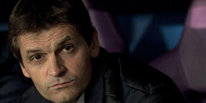 L'ex-entraîneur du Barca Tito Vilanova