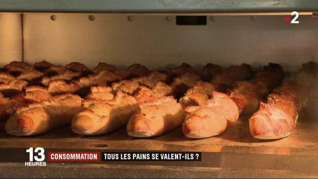 Consommation : tous les pains se valent-ils ?