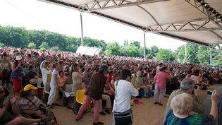 Concert à l'espace Delta du Parc floral de Vincennes...  (Robert Alcaraz)