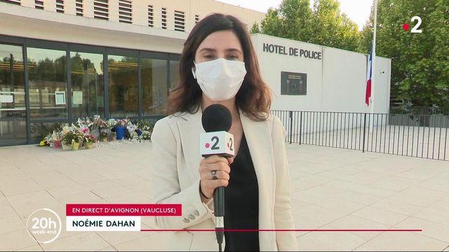 Policier tué à Avignon : l'enquête se poursuit pour retrouver les responsables