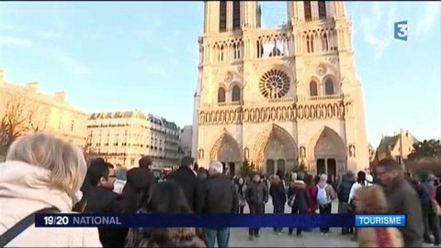Paris : le retour des touristes