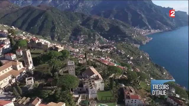 Feuilleton : les trésors d'Italie (2/4)