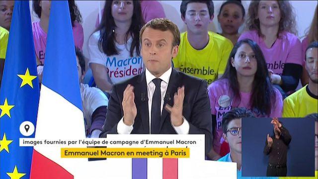 Macron réforme du travail