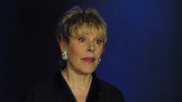 Sylvie Joly en 2002.  (T.F.1-SUREAU/SIPA)