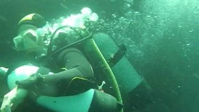 La plongée sous-marine, une activité pas sans danger