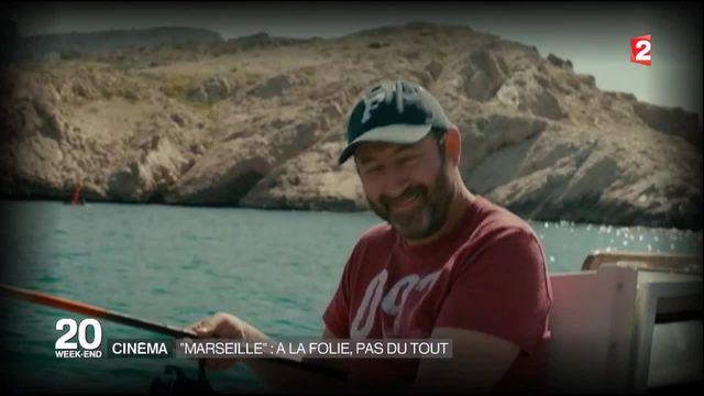 """""""Marseille"""", l'hommage de Kad Merad à la cité phocéenne"""