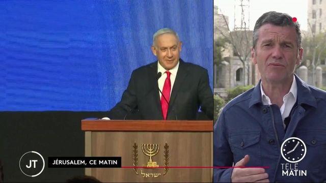 Israël: Benjamin Nétanyahou revendique une «immense victoire» aux législatives