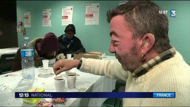 Grand froid : des gymnases réquisitionnés pour les sans-abri