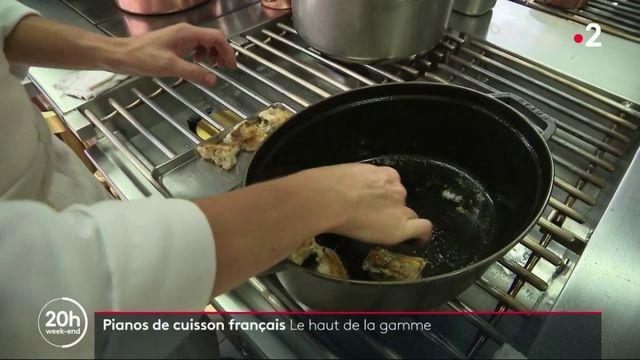 Cuisine : le piano de cuisson, un savoir-faire à la française